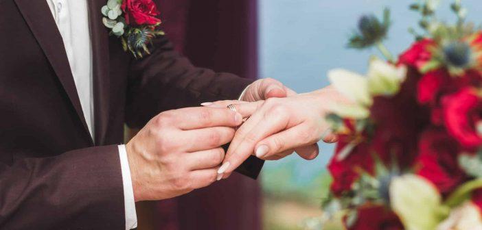 Comment formulez-vous vos vœux de mariage?